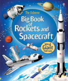 Big Book of Rockets & Spacecraft, Hardback Book