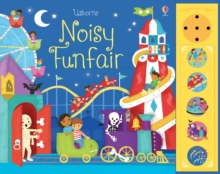 Noisy Funfair, Board book Book