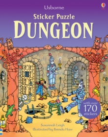 Sticker Puzzle Dungeon