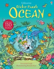 Sticker Puzzle Ocean