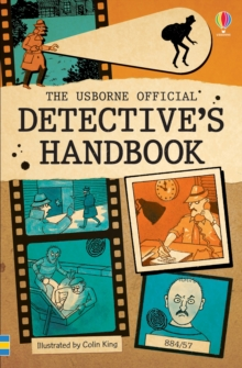 The Official Detective's Handbook, Paperback Book