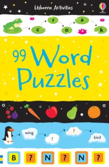 Word Puzzles, Paperback Book