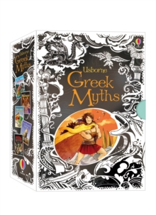Greek Myths Collection Gift Set, Hardback Book