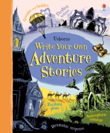 Write Your Own Adventure Stories, Paperback Book