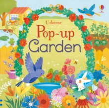 Pop-Up Garden, Board book Book