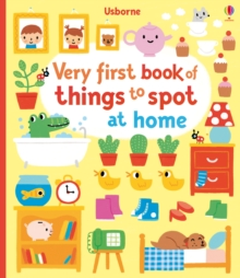 Very First Book of Things to Spot: at Home, Board book Book