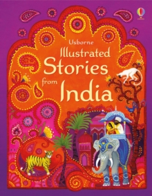 Illustrated Stories from India, Hardback Book