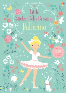 Little Sticker Dolly Dressing Ballerina, Paperback Book