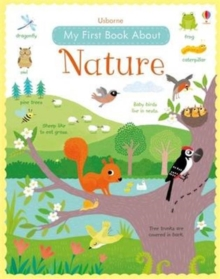 My First Book About Nature, Hardback Book