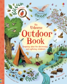Outdoor Activity Book, Spiral bound Book