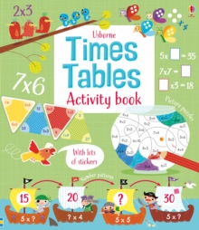 Times Tables Activity Book, Paperback Book