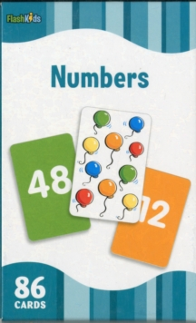 Numbers (Flash Kids Flash Cards), Cards Book