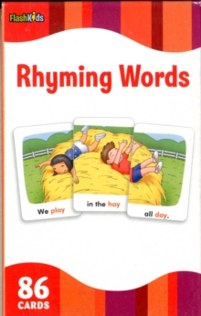 Rhyming Words (Flash Kids Flash Cards), Cards Book