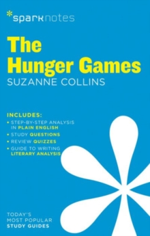The Hunger Games (SparkNotes Literature Guide), Paperback Book