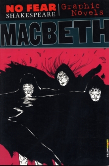 Macbeth (No Fear Shakespeare Graphic Novels), Paperback Book