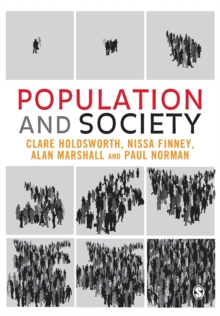 Population and Society, Paperback Book
