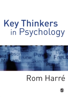 Key Thinkers in Psychology, Paperback Book