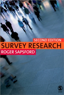 Survey Research, Paperback Book