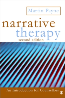 Narrative Therapy, Paperback Book