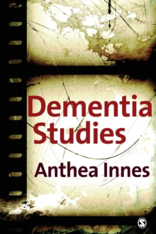 Dementia Studies : A Social Science Perspective, Paperback Book