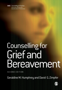 Counselling for Grief and Bereavement, Paperback Book