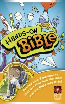 Hands-on Bible, Paperback Book