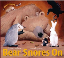Bear Snores On, Board book Book