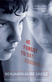 He Forgot to Say Goodbye, Paperback Book