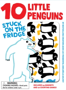 10 Little Penguins Stuck on the Fridge, Kit Book