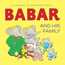 Babar and His Family, Hardback Book