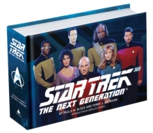 Star Trek: The Next Generation 365, Hardback Book