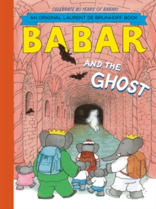 Babar and the Ghost, Paperback Book