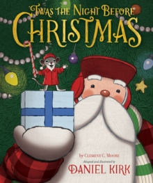 Twas the Night Before Christmas, Hardback Book