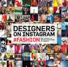 Designers on Instagram : #Fashion, Paperback Book