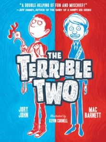 The Terrible Two, Paperback Book