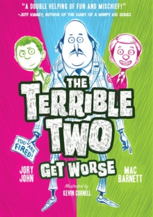 The Terrible Two Get Worse, Paperback Book