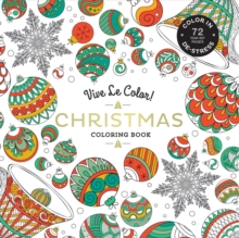 Christmas ( Coloring Book ), Paperback Book