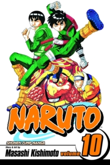 Naruto, Vol. 10, Paperback Book