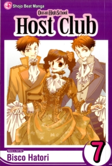 Ouran High School Host Club, Vol. 7, Paperback Book