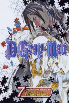 D.Gray-man, Vol. 7, Paperback Book