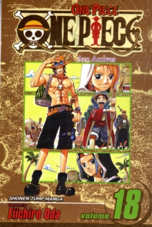 One Piece, Vol. 18, Paperback Book