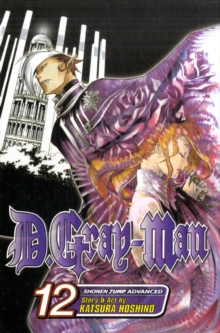 D.Gray-man, Vol. 12, Paperback Book