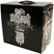 Death Note Box Set  (Vol.s 1-13) : Volumes 1 - 13, Paperback Book