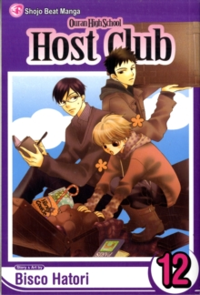 Ouran High School Host Club, Vol. 12, Paperback Book