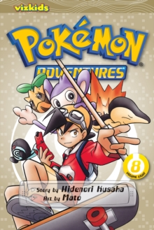 Pokemon Adventures, Vol. 8, Paperback Book