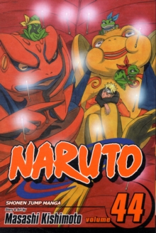 Naruto, Vol. 44, Paperback Book
