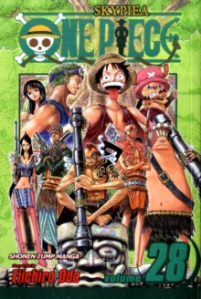 One Piece, Vol. 28, Paperback Book