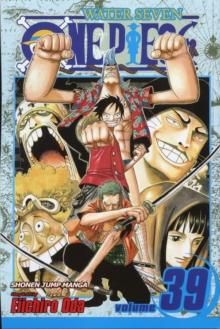 One Piece, Vol. 39, Paperback Book