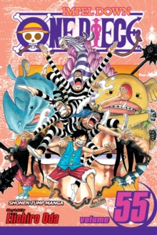 One Piece, Vol. 55, Paperback Book