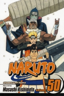 Naruto, Vol. 50, Paperback Book